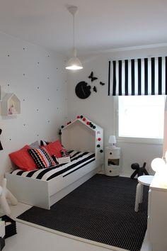 Marimekko, Toddler Bed, Furniture, Home Decor, Cubes, Child Bed, Decoration Home, Room Decor, Home Furnishings