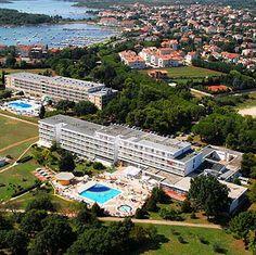 Hotel Holiday all inclusive, Medulin, Istra, Croatia