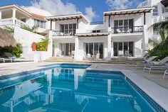 November Vacation - Villa Glorias: 4 B.R. oceanfront villa in Cozumel, Mexico