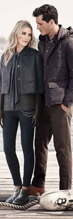 Brunello Cucinelli His & Hers Jackets