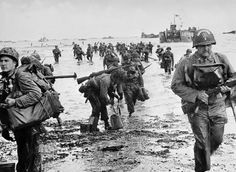 It was June 6, 1944 when American, British and Canadians came on the shores of France to take back the land the Germans had taken - known as D-Day. #DDay #history #ancestors #WWII #veteran #military #familyhistory #familytree #genealogy
