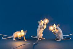 Seletti Lamp Muis Zittend | Klevering