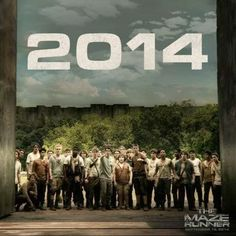 The Maze Runner. Sep. 19th