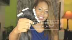 TAPE EXTENSIONS | EXTENSIONES TAPE