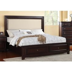 Shop for Picket House Furnishings Harland Storage Bed. Get free shipping at Overstock.com - Your Online Furniture Outlet Store! Get 5% in rewards with Club O! - 16991943