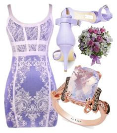 """""""Untitled #469"""" by kristina-lindstrom ❤ liked on Polyvore featuring LE VIAN and Steve Madden"""