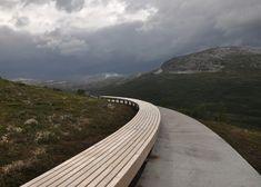 Slideshow feature: Aurlandsfjellet Tourist Route