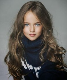 """Faces Places & Lipstick Traces: THE """"MOST BEAUTIFUL GIRL IN THE WORLD"""" IS 9 YEARS OLD"""