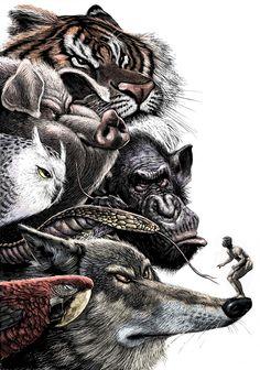 Editorial Illustrations by Ricardo Martinez | Abduzeedo Design Inspiration & Tutorials