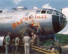 B-29 raz'n hell (736×592)