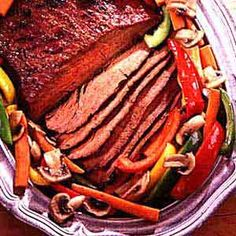 Grilled Flank Steak Recipe | Taste of Home Recipes