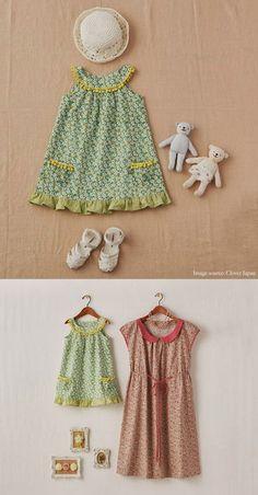 DIY Pom Pom Dress - FREE Sewing Pattern and Tutorial