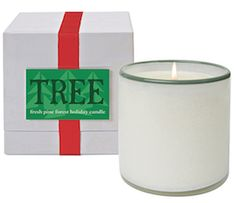 House and Home Candle  Lafco Tree Holiday Candle