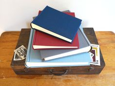 Classic European Bookcloth Photo Albums – Jenni Bick Bookbinding