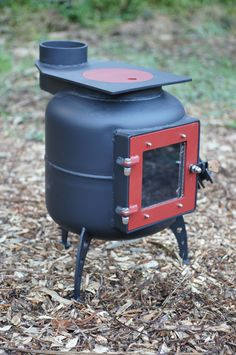 kiwi – Bespoke woodburning stoves and Bow top caravans Stoked.kiwi – Bespoke woodburning stoves and Bow top caravans Diy Outdoor Fireplace, Outdoor Stove, Gas Bottle Wood Burner, Gas Bottle Bbq, Outdoor Kocher, Diy Wood Stove, Stove Heater, Stove Fireplace, Rocket Stoves