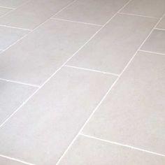 Paris Grey Limestone Tiles For A Durable Kitchen Floor Light Toned ...