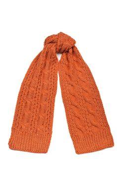 Orange scraf#LAVAii#AW14