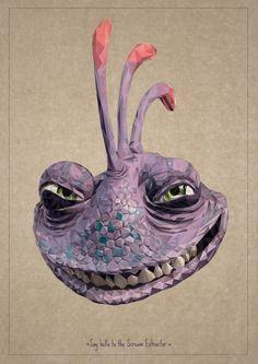 Randall - Monsters Inc