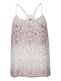 Loose summer top from VERO MODA. Love this print!