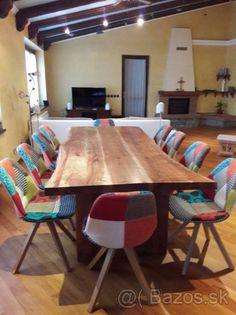 Masívny jedalensky stol - 1