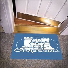 LOGOS OF LANDS BEDROOM CARPET BATH OR DOORMATS