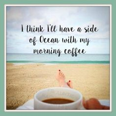 coffee on the beach quotes & coffee on the beach . coffee on the beach morning . coffee on the beach photography . coffee on the beach seaside . coffee on the beach quotes Coffee Is Life, I Love Coffee, Coffee Shop, Coffee Heart, Coffee Coffee, Coffee Lovers, Coffee Cake, Coffee Quotes, Coffee Humor