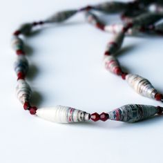 How to make Paper Beads — Saved By Love Creations