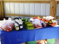 Farmer's Markets in Manitoba