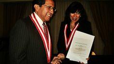 INFORME. Janet Tello Gilardi juramentó como jueza de Corte Suprema