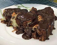 Bolo Terremoto | Tortas e bolos > Receita de Bolo | Mais Você - Receitas Gshow