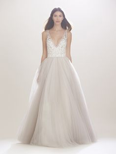 Carolina Herrera Bridal Fall 2016 Fashion Show