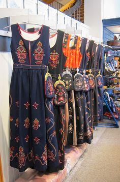 Norwegian Embroidered Bunads