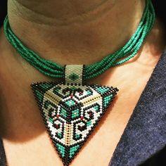 #miyuki #satış #türkiye #boncuk #kolye #takı #küpe #hediye #fashion