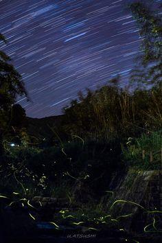 東京カメラ部 New:Atsushi Umezaki Fireflies, New Details, Northern Lights, Southern, Mountains, Night, Nature, Travel, Aurora Borealis
