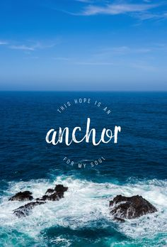 """""""Anchor"""" by Hillsong United // Phone screen wallpaper format // Worship Wallpaper, Verses Wallpaper, Scripture Wallpaper, Anchor Wallpaper, Pray Wallpaper, Lobe Den Herrn, Hillsong United, Christian Wallpaper, In Christ Alone"""