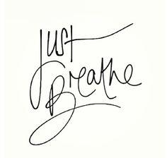 just breathe tattoo designs - Google Search