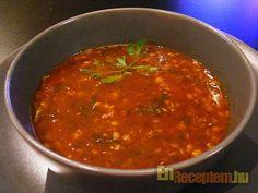 Lencseleves füstölt kolbásszal - Powered by @Enreceptem.hu Ethnic Recipes, Food, Essen, Meals, Yemek, Eten