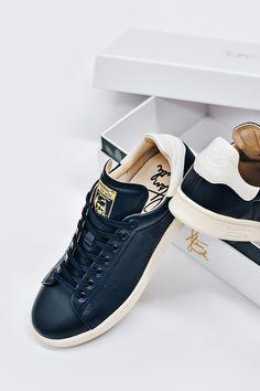 1a330b1462f adidas Originals Stan Smith Recon navy white footwear 2018 Adidas Tumblr