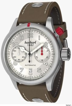 Hanhart Pioneer Collection MonoControl Watch