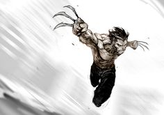 Wolverine by Dexter Soy
