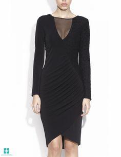 Rochie de seara RS6270 Negru Dresses With Sleeves, Future, Long Sleeve, Fashion, Moda, Future Tense, Sleeve Dresses, Long Dress Patterns, Fashion Styles