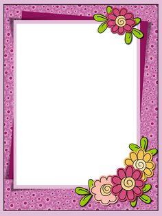 Boarder Designs, Frame Border Design, Design Page, Page Borders Design, Leaf Template Printable, Printable Labels, Free Printables, School Border, Boarders And Frames