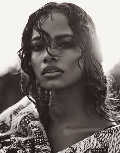 Publication: Porter Magazine #3 Summer 2014 Model: Malaika Firth Photographer: Norman Jean Roy Fashion Editor: Tom Van Dorpe