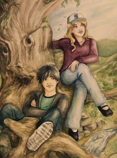 Percy Jackson by eviltt.deviantart.com perfeitos *-*