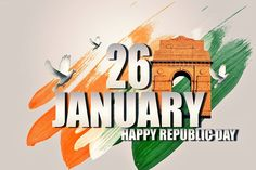 Let Us Remember The Golden Heritage Of Our Country And Feel Proud To Be A Part Of India. Happy Republic Day. #RepublicDay #India #OnePeopleOneNation #iconsgetnoticed