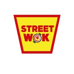 Final Logo - Brand Identity Creation Street Wok, a Bangalore based F&B startup, is a QSR that serves pan-asian cuisines in a box and at pocket friendly prices.