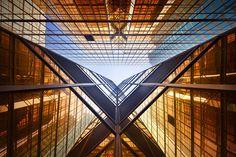 © Romain Jacquet-Lagrèze, 'Vertical Horizon' #95,Hong Kong 2014