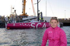 Team SCA for Volvo Ocean Race 2014-2015 - the team master