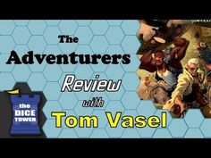The Adventurers Review - with Tom and Melody Vasel - YouTube