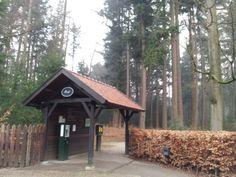 Ingang Park Koninklijke houtvesterij 't Loo